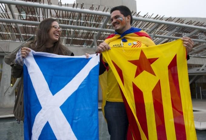 BRITAIN-SCOTLAND-INDEPENDENCE-VOTE